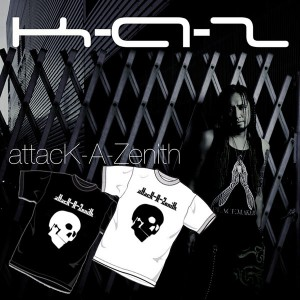 attacK-A-Zenith / CD+T-shirts