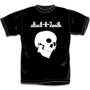 attacK-A-Zenith (T-Shirts)/Black