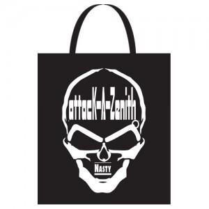 NASTY (Tote Bag)/Black