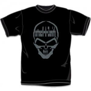 NASTY (T-Shirts)/Black-Charcoal