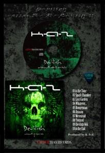 Devilish -attacK-A-Zenith ll- A4フレームバージョン (CD)