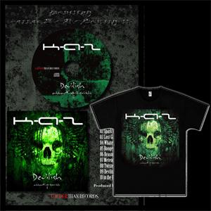 Devilish -attacK-A-Zenith ll- A4フレームバージョン (CD+T-shirts)