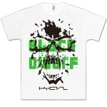 BLACK DWARF (T-Shirts)/White