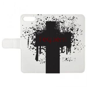 【受注生産】requiem iPhone Plus (手帳型iPhoneケース)
